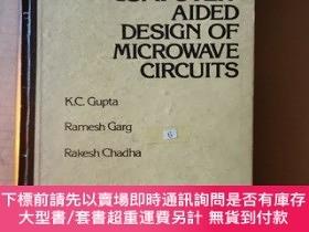 二手書博民逛書店COMPUTER-AIDED罕見DESIGN OF MICROWAVE CIRCUITS(微波電路的計算機輔助設計