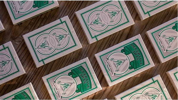【USPCC撲克】Deceptive Arts Playing Cards S103049525