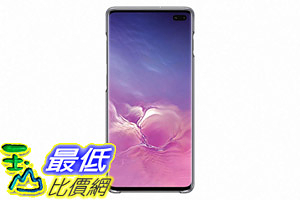 [8美國直購] 手機保護殼  Samsung Official OEM Clear Cover Transparent for Galaxy S10 and S10+ (Galaxy S10+) B07NC1QK9Z