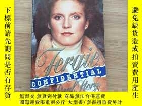 二手書博民逛書店Fergie罕見Confidential--The Real S