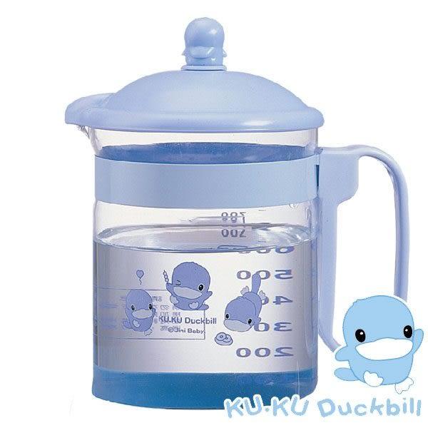 KUKU 酷咕鴨 調乳器配件-玻璃杯
