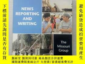 二手書博民逛書店News罕見Reporting And WritingY254853 Missouri Group; Bria