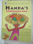 【書寶二手書T5/少年童書_GPA】Handa's Surprising Day_Eileen Browne