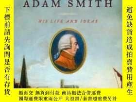 二手書博民逛書店The罕見Authentic Adam SmithY364682 James Buchan W. W. Nor