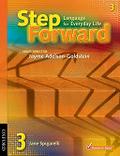 二手書博民逛書店《Step Forward 3: Language for Ev