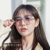 《Caroline》年度最新網紅款潮流行百搭抗UV時尚太陽眼鏡 72559