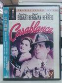 挖寶 片C14 004  DVD 電影~北非諜影/雙碟~亨佛萊鮑嘉英格麗褒曼影印封面