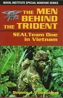 二手書博民逛書店《The Men Behind the Trident: SEAL Team One in Vietnam》 R2Y ISBN:1557501394