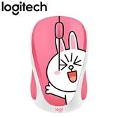 Logitech 羅技 Line Friends 聯名無線滑鼠 兔兔【限時特惠↓隨時調回】