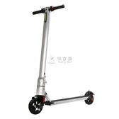 電動滑板車電動滑板車可折疊兩輪成人代步代駕便攜迷你電瓶踏板車 俏女孩