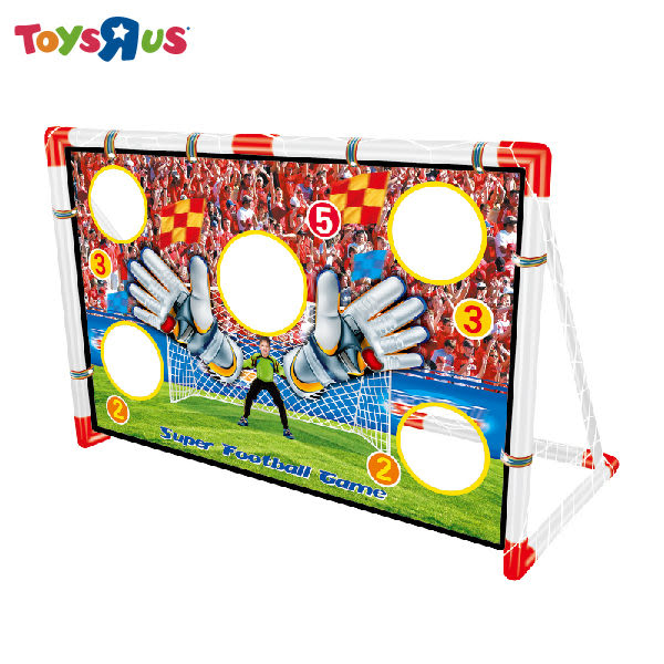 玩具反斗城 歡樂踢足球遊戲組