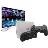 遊戲機高清智慧家用電視雙人無線體感游戲機80后復古懷舊款拳皇超級瑪麗 智慧e家LX