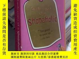 二手書博民逛書店Confessions罕見of a shopaholic SOP