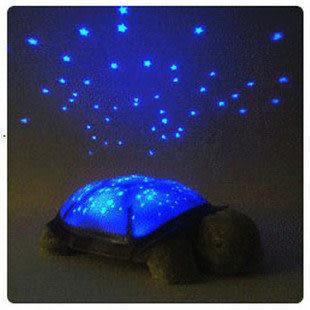 烏龜投影儀 星空