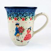 【手工波蘭陶】0.45L 水杯 馬克杯 #826U4866 U5 (陶瓷 餐具)