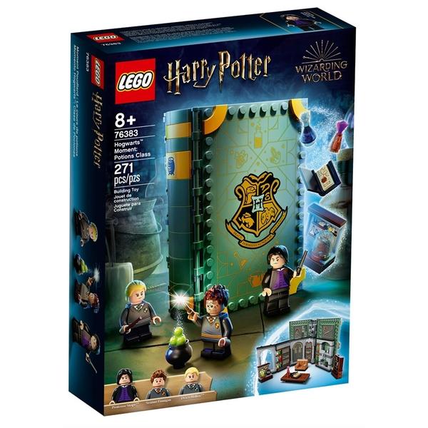 LEGO樂高 哈利波特系列 Hogwarts™ Moment: Potions Class_LG76383