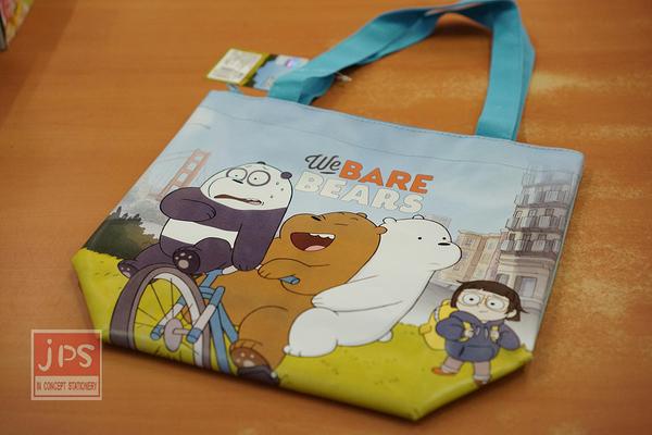 熊熊遇見你 小 購物袋 提袋 收納袋