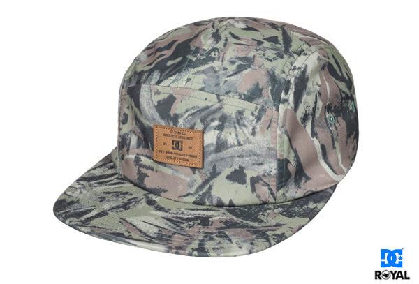 DC 新竹皇家 Serine  Camper Hat  迷彩配色 野營帽  帽子 NO.H1430