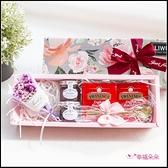 時光花語午茶長型禮盒(附提袋) 生日禮物 情人節禮物 聖誕禮物 伴娘禮 婚禮禮物 交換禮物 Tiptree