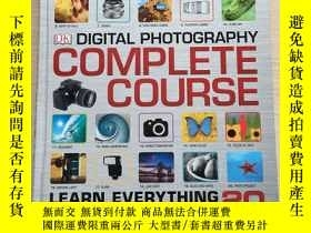二手書博民逛書店英文原版罕見Digital Photography Comple