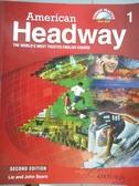 【書寶二手書T7/語言學習_HMX】American Headway: Student Book 1_Joan Soar