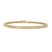 Cartier 卡地亞 Lanieres Bracelet 18K金手鍊【二手名牌BRAND OFF】