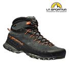 [好也戶外] LA Sportiva TX4 MID GTX 防水透氣絨皮鞋(男) 碳黑 NO.27E900304