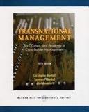 二手書 《Transnational Management: Text, Cases, and Readings in Cross-border Management》 R2Y ISBN:0071259155