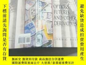 二手書博民逛書店Options,Futures,and罕見Other Deriv