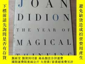 二手書博民逛書店the罕見year of magical thinking 奇想