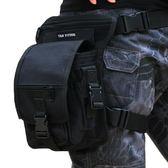腰包 德毅營戶外 多功能腰包男 登山旅行旅游騎行運動包 戰術腿包 潮先生