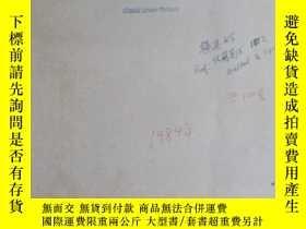 二手書博民逛書店Chemical罕見Research Faculties. An International Directory