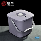 茶桶茶桶茶渣桶帶蓋廢水桶茶水桶功夫茶葉桶排水桶接垃圾桶茶具桶jy