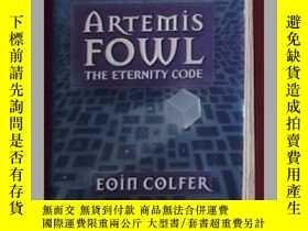 二手書博民逛書店英文原版罕見Artemis Fowl: The Eternity