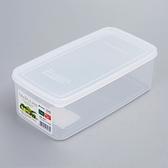 日本製【Inomata】長型保鮮盒 1400ml