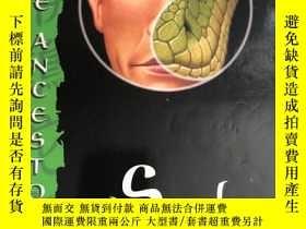 二手書博民逛書店Snake罕見(The Five Ancestors, Book 3) by Jeff Stone 英文原版Y