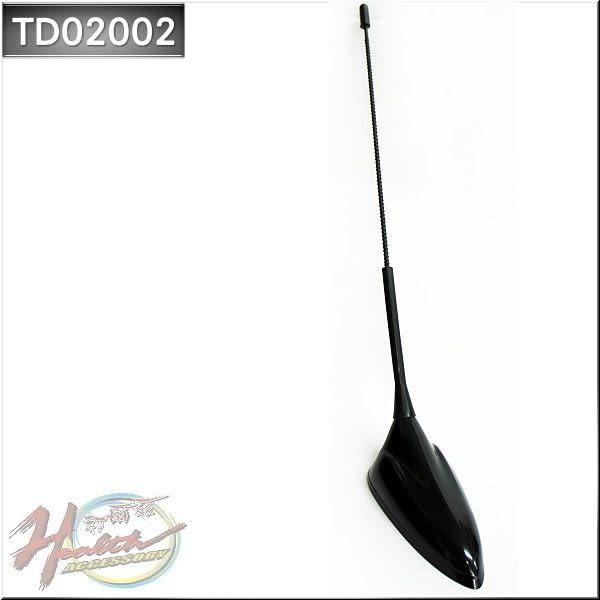 [00243661] TD-02022 汽車裝飾天線 (黑色)