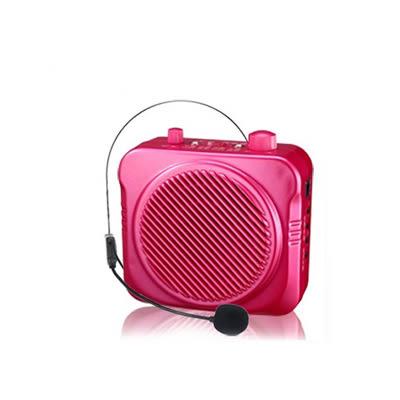 擴音器教學腰掛老師講課話筒便攜式隨身麥喊話喇叭 QQ3033『樂愛居家館』