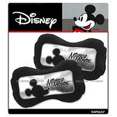 【愛車族】Disney 米奇頸靠墊|頸枕-2入 WD-166C 迪士尼系列