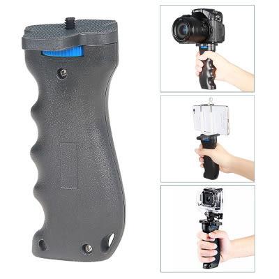 攝影穩定器-狼王單反手柄穩定器攝影攝像相機手持穩定器DV補光燈手柄 完美情人館