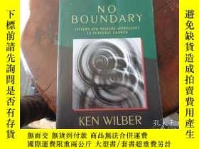 二手書博民逛書店No罕見Boundary:eastern and western