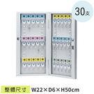 (預訂品)正MIT製造30支鎖匙管理箱CYSK30(台灣外銷精品)☆工廠直營下殺4.3折+分期零利率☆鎖匙櫃☆
