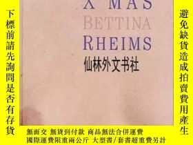 二手書博民逛書店【罕見】X mas 2001年出版Y27248 Bettina