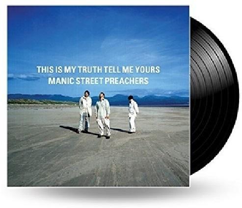 【停看聽音響唱片】【黑膠LP】狂街傳教士合唱團:我說了實話,那你呢?