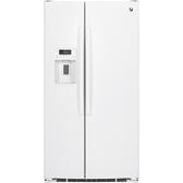 *~新家電錧~*【奇異 GSS25GGWW】733L 對開門冰箱【實體店面】