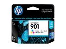 [奇奇文具]【HP 墨水匣】CC656AA/NO.901 原廠三色墨水匣/原廠彩色墨水匣