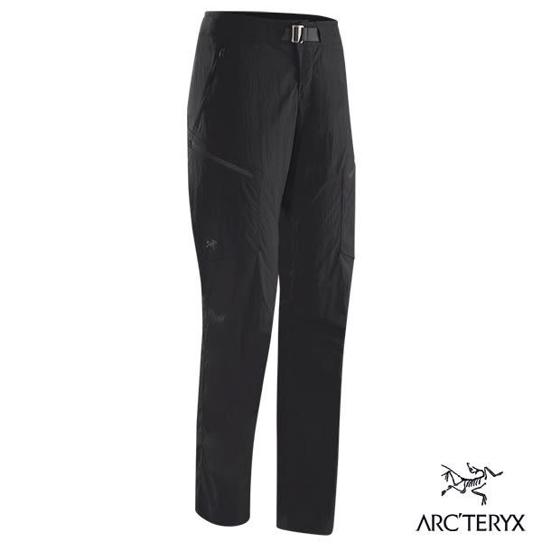 Arcteryx 始祖鳥 女 Palisade快乾長褲-黑色 【GO WILD】