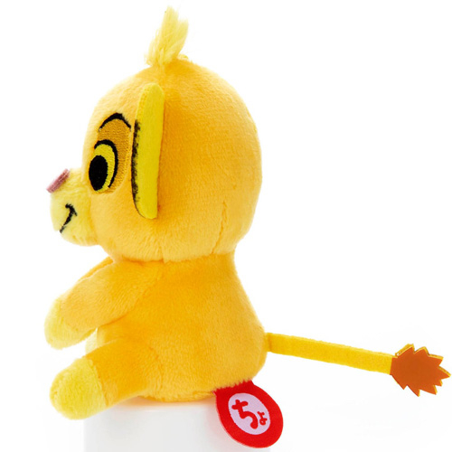 T-ARTS 坐坐人偶 獅子王Lion King 辛巴_TA20492