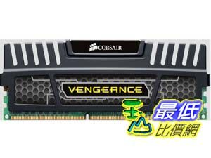 [美國代購] Corsair Vengeance 24GB (6x4GB) DDR3 1600 MHz (PC3 12800) Desktop Memory (CMZ24GX3M6A1600C9) $..