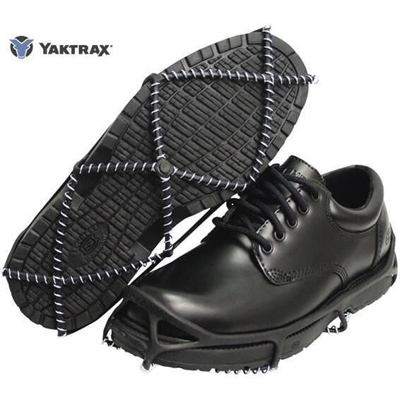 『VENUM旗艦店』YAKTRAX 攜帶式快捷冰爪 YA1087 旅遊/防滑鞋套/簡易冰爪/滑雪 防滑簡易型冰爪 WALKER